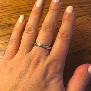 Old Navy Infinity Ring
